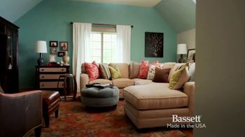 Bassett TV Spot, 'Custom Sofas' - Thumbnail 8