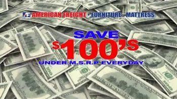 American Freight Savings by the Truckload TV Spot, 'Mattress Sets: Royal Ultra' - Thumbnail 4