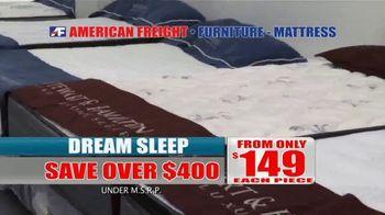 American Freight Savings by the Truckload TV Spot, 'Mattress Sets: Royal Ultra' - Thumbnail 7