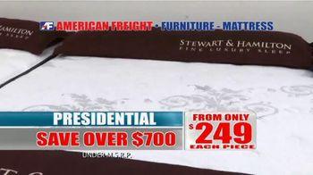 American Freight Savings by the Truckload TV Spot, 'Mattress Sets: Royal Ultra' - Thumbnail 8
