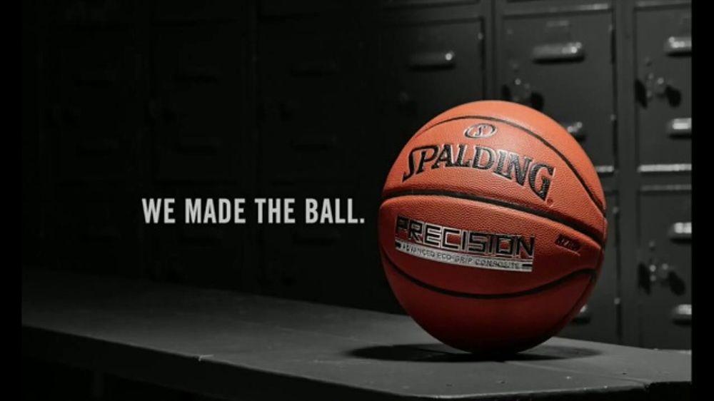 Spalding TV Commercial, 'Set the Standard'