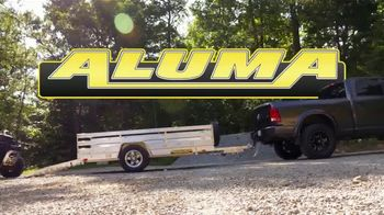Aluma Trailers TV Spot, 'Heavy-Duty But Lightweight' - Thumbnail 7