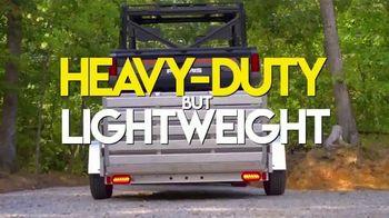 Aluma Trailers TV Spot, 'Heavy-Duty But Lightweight'