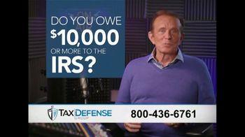 The Tax Defense Group TV Spot, 'Studio' Featuring Bob Eubanks