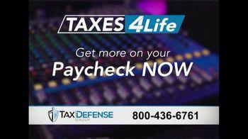 The Tax Defense Group TV Spot, 'Studio' Featuring Bob Eubanks - Thumbnail 9