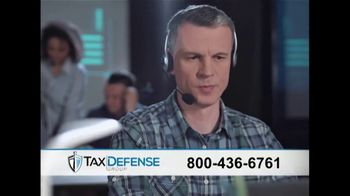 The Tax Defense Group TV Spot, 'Studio' Featuring Bob Eubanks