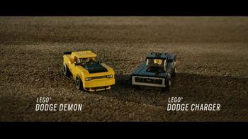 Dodge TV Spot, 'LEGO: Metamorphosis' con Leah Pritchett [Spanish] [T1] - Thumbnail 5