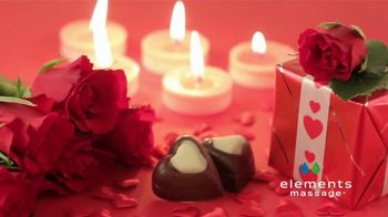 Elements Massage TV Spot, 'Valentine's Day: Rose Petal Aroma Ritual'