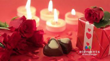 Elements Massage TV Spot, 'Valentine's Day: Rose Petal Aroma Ritual' - Thumbnail 2