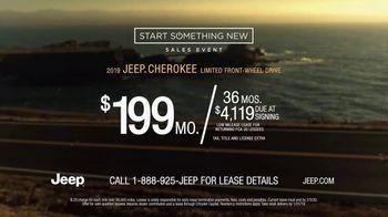 Jeep Start Something New Sales Event TV Spot, 'Surf Adventure' [T2] - Thumbnail 9