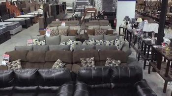 American Freight Savings By the Truckload TV Spot, 'Mattress Sets, Recliners and Sectionals' - Thumbnail 1
