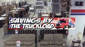American Freight Savings By the Truckload TV Spot, 'Mattress Sets, Recliners and Sectionals' - Thumbnail 2
