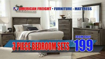 American Freight Savings By the Truckload TV Spot, 'Mattress Sets, Recliners and Sectionals' - Thumbnail 5