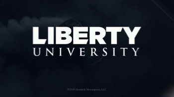Liberty University TV Spot, 'Important to Me' Featuring William Byron - Thumbnail 9