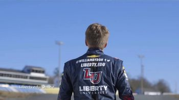 Liberty University TV Spot, 'Important to Me' Featuring William Byron - Thumbnail 5