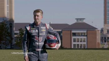 Liberty University TV Spot, 'Important to Me' Featuring William Byron - Thumbnail 7