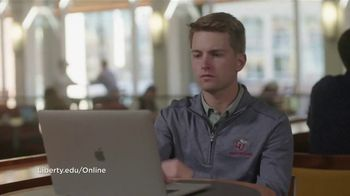 Liberty University TV Spot, 'Important to Me' Featuring William Byron - Thumbnail 8