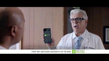 DraftKings Sportsbook TV Spot, 'Good News, Bad News: $500 Match' Featuring Charles Barkley - Thumbnail 4