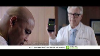 DraftKings Sportsbook TV Spot, 'Good News, Bad News: $500 Match' Featuring Charles Barkley - Thumbnail 9