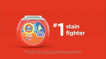 Tide PODS Ultra Oxi TV Spot, 'The In-Laws' - Thumbnail 9