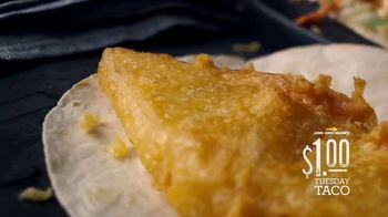 Long John Silver's $1 Tuesday Taco TV Spot, 'Different and Delicious' - Thumbnail 1