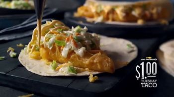 Long John Silver's $1 Tuesday Taco TV Spot, 'Different and Delicious' - Thumbnail 3
