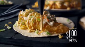 Long John Silver's $1 Tuesday Taco TV Spot, 'Different and Delicious' - Thumbnail 5