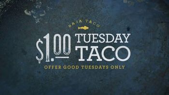 Long John Silver's $1 Tuesday Taco TV Spot, 'Different and Delicious' - Thumbnail 7