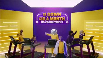 Planet Fitness TV Spot, '$1 Down, $10 a Month: Get Down With Your Judgement-Free Self' Featuring J.B. Smoove - Thumbnail 2