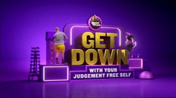 Planet Fitness TV Spot, '$1 Down, $10 a Month: Get Down With Your Judgement-Free Self' Featuring J.B. Smoove - Thumbnail 3