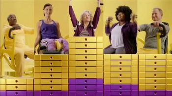 Planet Fitness TV Spot, '$1 Down, $10 a Month: Get Down With Your Judgement-Free Self' Featuring J.B. Smoove - 427 commercial airings