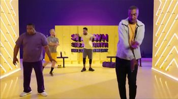 Planet Fitness TV Spot, '$1 Down, $10 a Month: Get Down With Your Judgement-Free Self' Featuring J.B. Smoove - Thumbnail 6