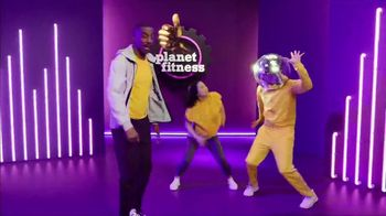 Planet Fitness TV Spot, '$1 Down, $10 a Month: Get Down With Your Judgement-Free Self' Featuring J.B. Smoove - Thumbnail 7