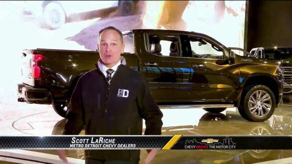 Chevrolet TV Commercial, 'Award-Winning Lineup' [T2]