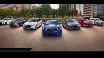 Chevrolet TV Spot, 'Award-Winning Lineup' [T2] - Thumbnail 4