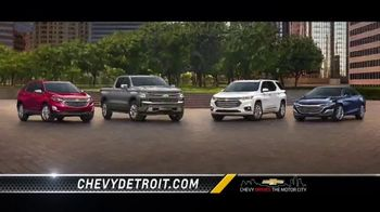 Chevrolet TV Spot, 'Award-Winning Lineup' [T2] - Thumbnail 5
