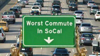 Honda TV Spot, 'Worst Commute in SoCal' [T2] - Thumbnail 5