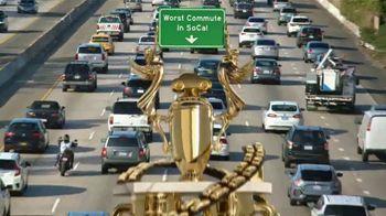 Honda TV Spot, 'Worst Commute in SoCal' [T2] - Thumbnail 8