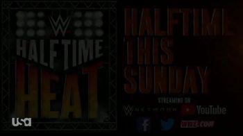 WWE Network TV Spot, 'Halftime Heat' - Thumbnail 1