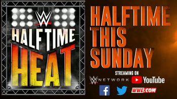 WWE Network TV Spot, 'Halftime Heat' - Thumbnail 10