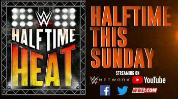 WWE Network TV Spot, 'Halftime Heat' - Thumbnail 2