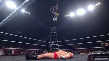 WWE Network TV Spot, 'Halftime Heat' - Thumbnail 6