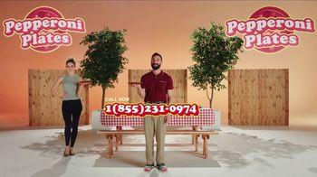 SafeAuto TV Spot, 'Pepperoni Plates'