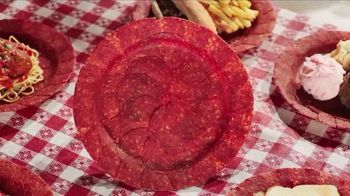 SafeAuto TV Spot, 'Pepperoni Plates' - Thumbnail 1