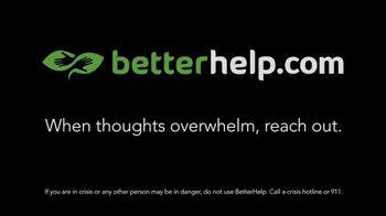 BetterHelp TV Spot, 'Overwhelming Thoughts' - Thumbnail 10