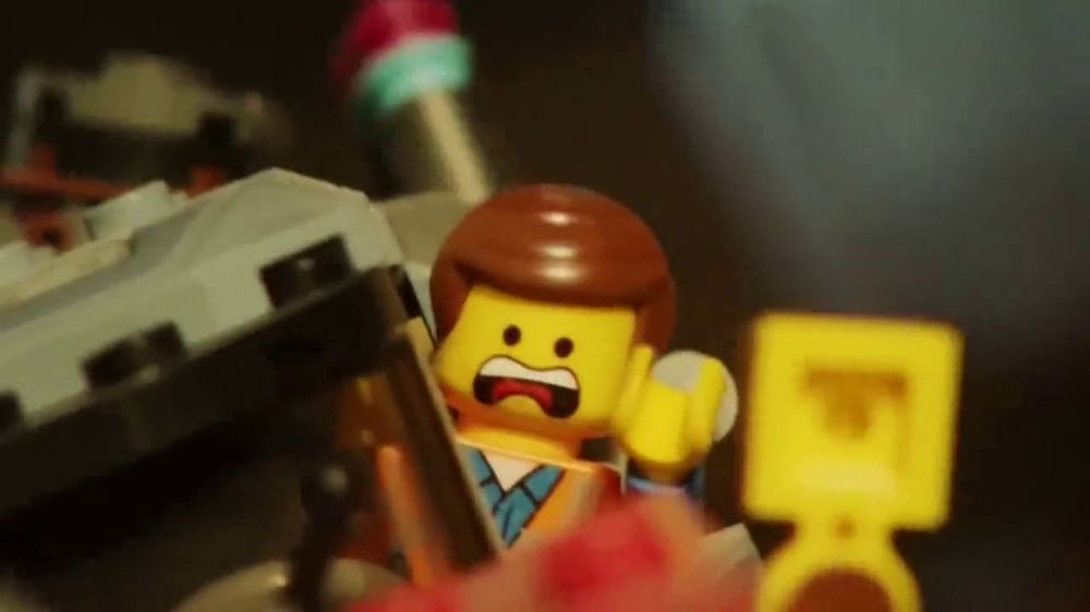 LEGO Movie 2 Play Sets TV Commercial, 'Collision' - Video