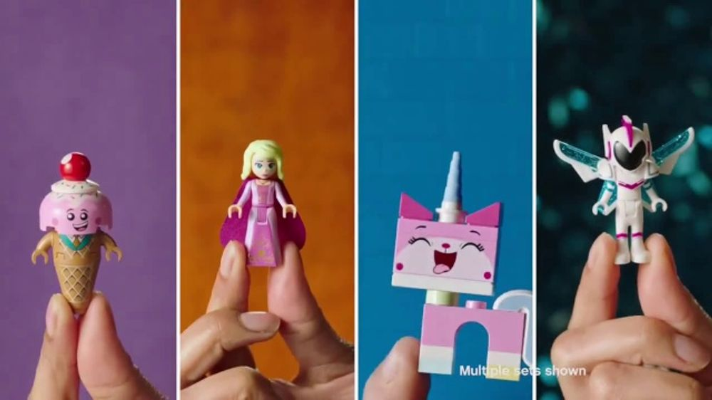 Lego Movie 2 Play Sets Tv Commercial Awesomer Together Ispottv