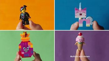 LEGO Movie 2 Play Sets TV Spot, 'Awesomer Together' - Thumbnail 6