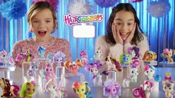 Hairdorables Pets TV Spot, 'Collect and Keep' - Thumbnail 1