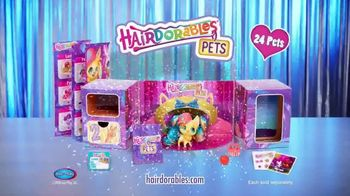 Hairdorables Pets TV Spot, 'Collect and Keep' - Thumbnail 10